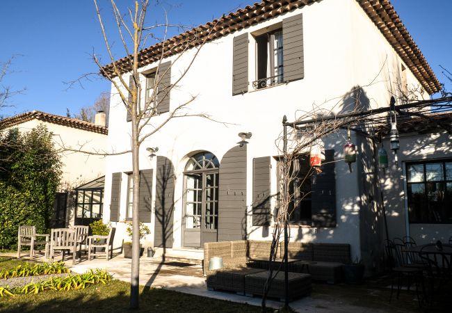 Maison à Aix-en-Provence - Demeure aixoise