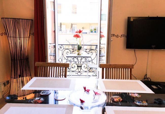 Apartment in Nice - Coquelicot