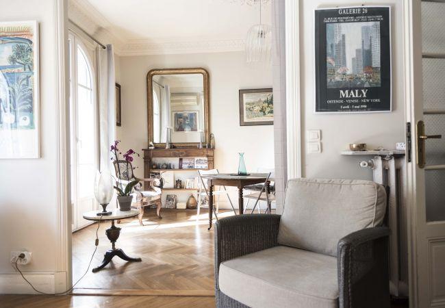 Apartment in Nice - Les Orangers