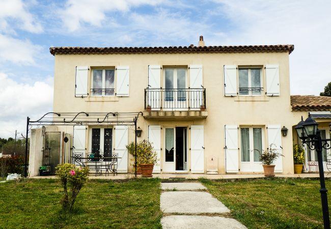 House in Aix-en-Provence - Villa les Oiseaux