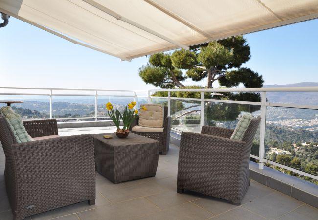 Villa in Aspremont - Villa Sky View