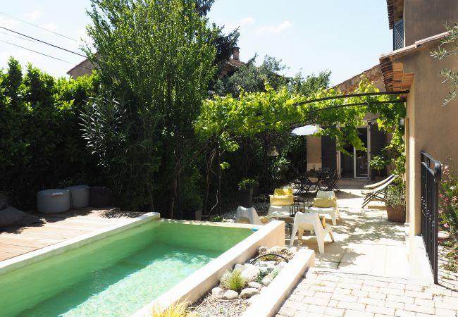 House in Aix-en-Provence - Lavinia Home